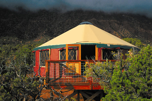 Gallery Yurts Of Hawaii