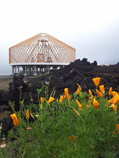 Gallery 183 Yurts Of Hawaii